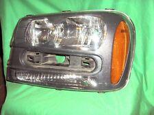 #1919 - Headlight, Headlamp LH Driver Side  for 02-09 Chevy Trailblazer - OE