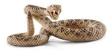 Serpiente de cascabel 6 cm Serie Animales salvajes Schleich 14740
