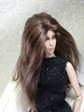 Monique Doll Wig London Size 5-6 Brown-Black Sybarite Tyler AG Cami Antoinette