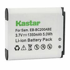 Kastar Replacement Battery for Samsung EB-BC200 EBBC200 EB-BC200ABE EB-BC200ABK