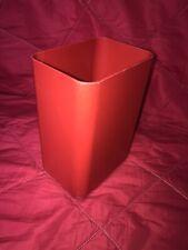Airberlin/Air Berlin Eiswürfel Behälter vom Bordservice (Gebraucht)(Hartplastik)