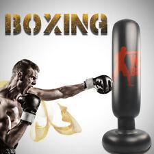 Fitness boxing sandbag vertical column, PVC inflatable sandbags