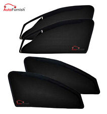 Autofurnish Magnetic Zipper Sun Shades for Maruti SuzukiWagon R (4 Pc)