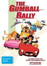 GUMBALL RALLY (1976 Michael Sarrazin)   -  DVD -  UK Compatible - Sealed