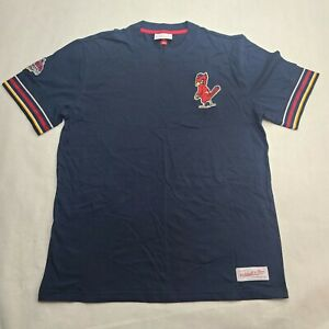 Mitchell & Ness St Louis Cardinals 2006 World Series Champions Shirt Men's M
