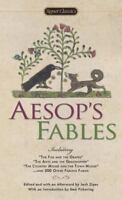 Aesop's Fables (signet Classics): By Aesop