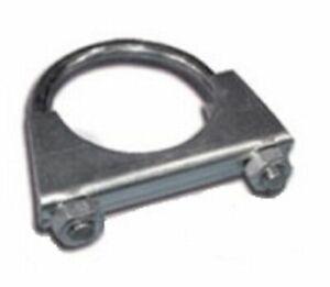 Auspuffschelle Schelle Bügelschelle 70mm HJS Markenwaren M8x70