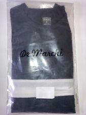 De Marchi Ibrida Women's S BlackT-Shirt Light Weight Breathable Cycling Apparel