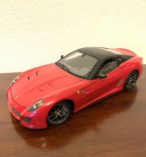 Top-Ferrari 599 GTO 1:18 Hot Wheels Elite