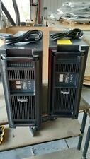 *NICE* lot of (2) Liebert GXT1000RTE-120B UPS (batteries removed, not included)