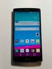 LG G4  H811 32GB Black - T-Mobile Unlocked - Earpiece not wrkng - Jn248