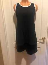 MOTHERHOOD Maternity Black White Top Shorts Outfit S Small Auction