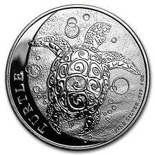 2017 Niue 1 oz Silver $2 Hawksbill Turtle - SKU #104231