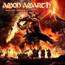 AMON AMARTH SURTUR RISING BRAND NEW SEALED CD + DVD SET 2011
