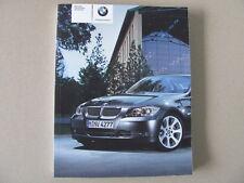 Manuel d'utilisation en espagnol BMW E90 E91 avec idrive