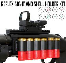 Reflex Sight With Mount And Shell Holder Kit For Mossberg 590 12 Gauge parts