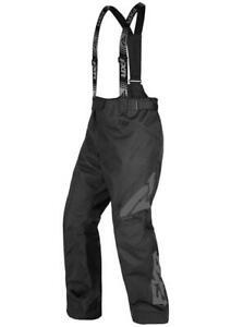 FXR MENS CLUTCH FX  PANT / BIBS WARM WINTER SNOWMOBILE SNOW PANTS - 2XL  or 3XL
