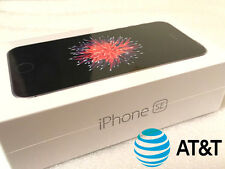 Apple iPhone SE 32GB (AT&T) Space Gray Cricket Wireless / H2O *NEW IN BOX*