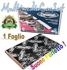 Dynamat Extreme 1 Foglio Y10455 cm 81,2X45,7 Insonorizzante Hi Fi USA Audio
