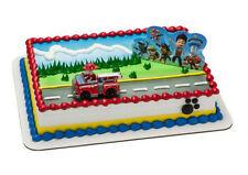 Paw Patrol Marshall cake decoration Decoset cake topper set keepsake toy