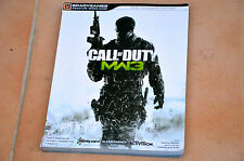 Le guide officiel complet CALL OF DUTY MW3 en VF - PS3 XBOX 360 et PC