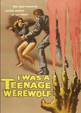 I WAS A TEENAGE WEREWOLF (1957) MICHAEL LANDON 50'S TEEN HORROR