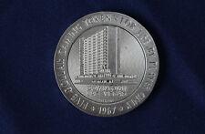1967 Four Queens Hotel Las Vegas Nevada Silver Strike Franklin Mint $5.00 E3868