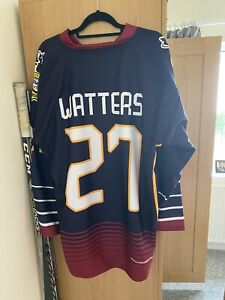 Guildford Flames Ian Watters Play Off Shirt 2020