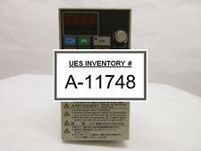 Omron 3G3MV-A2002 Inverter Drive SYSDRIVE 3G3MV 3G3MV-PDRT2 Used Working