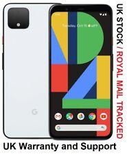 NUOVO Google Pixel XL 4 - 64GB-Snapdragon 855 Bianco Sbloccato VERSIONE UK