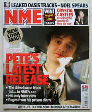 May NME Music, Dance & Theatre Magazines in English