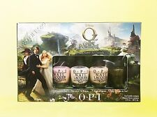 Opi Nail Lacquer *Oz The Great And Powerful Collection* Mini Set 4 X 3.75 ml Nib