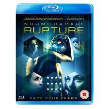 Rupture Blu-ray Region B 2 Movie Film 2017 Noomi Rapace Alien Sci-fi Blu Ray