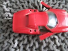 vintage revel Red FERRARI 250 lm Metal Diecast Model Car - 1988 1/24 scale