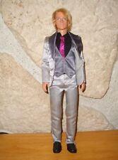 poupée ken barbie mattel prince costume mode magie de la mode film