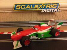 Scalextric Digital Disney Pixar Francesco Bernoulli No1 *Mint Condition*