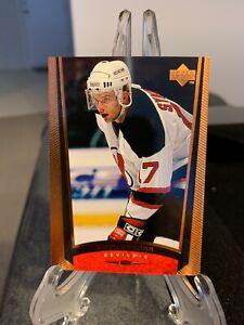1998-99 Petr Sykora Upper Deck Exclusives # 47/100 - New Jersey Devils