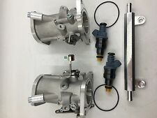 40IDA Throttle Bodies replace 40mm Weber and dellorto carb  W 1600cc Injectors