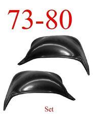 73 80 Chevy Inner Front Fender Set, Truck, Suburban, Blazer 0850-365, 0850-366