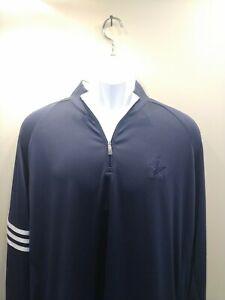 Dallas Cowboys NFL 1/4 Zip Adidas Golf Pullover XL (S12)