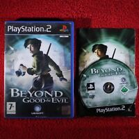 BEYOND GOOD & EVIL - PlayStation 2 PS2 ~PAL~7+ Action/Adventure Game