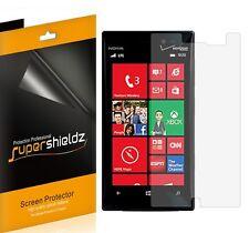 6X SupershieldzHD Clear Screen Protector Shield Cover Film For Nokia Lumia 928