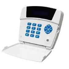 COMBINATORE ALLARME TELEFONICO INTERFACCIA GSM DIALER CON DISPLAY LCD MULTIFUNZI