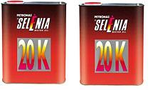 OLIO MOTORE PETRONAS FIAT SELENIA 20K 10W40 4LITRI 4LT FIAT ALFA LANCIA OIL