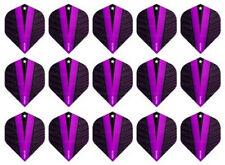 5 Target Rob Cross Voltage Standard Dart Flights – Ships w/ Tracking - Purple