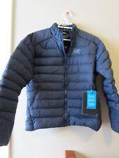 Mens New Arcteryx Thorium AR Jacket Size Small Color Nighthawk