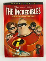 The Incredibles DVD 2003 Widescreen