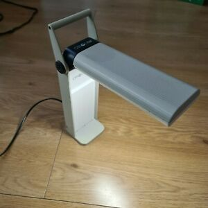 Ott-Lite folding desk task lamp 13 watt R813SG-EURP