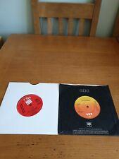 Barbara Streisand  Woman In Love & Till I Loved You Vinyl 45s
