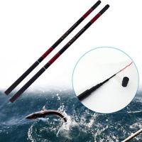 Telescopic Pole Spinning Freshwater Fishing Rod Fiberglas Portable High Quality